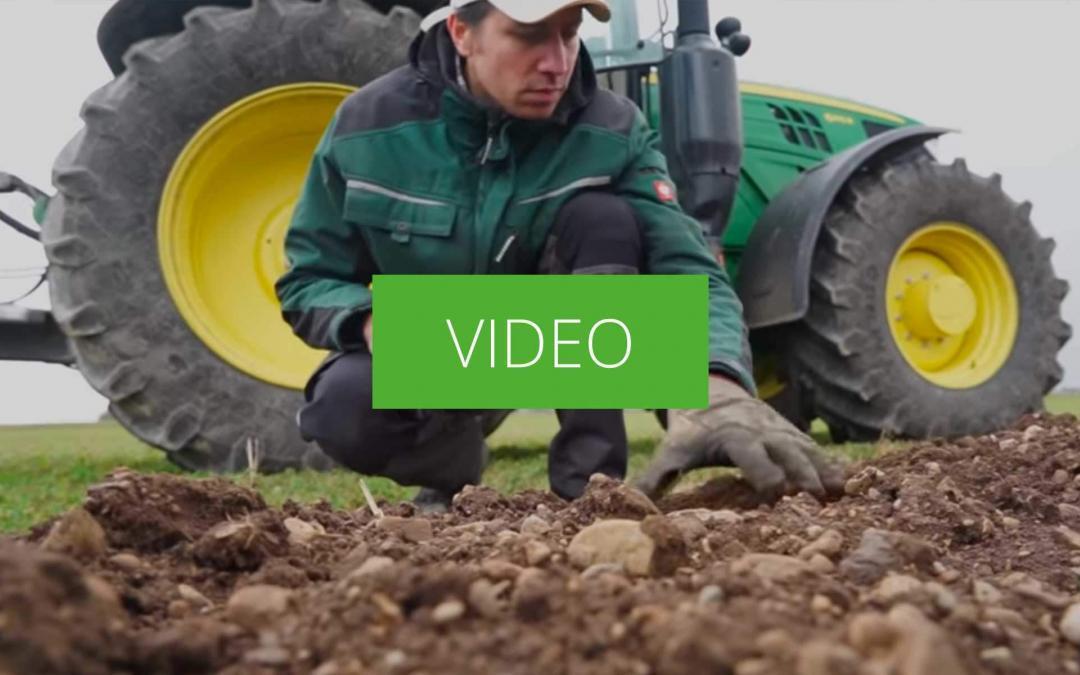 Gesunde Landwirtschaft durch Pflanzenkohle