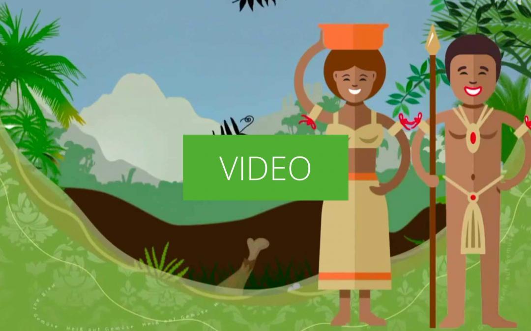 Im Video anschaulich erklärt: Terra Preta, die Erde der Inkas